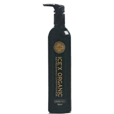 LA FOCUS蕾舒法克  晶涼有機護髮乳  600 ML