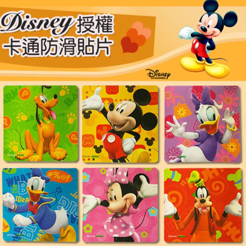 維克維娜 Disney迪士尼 防滑貼片 (6入)