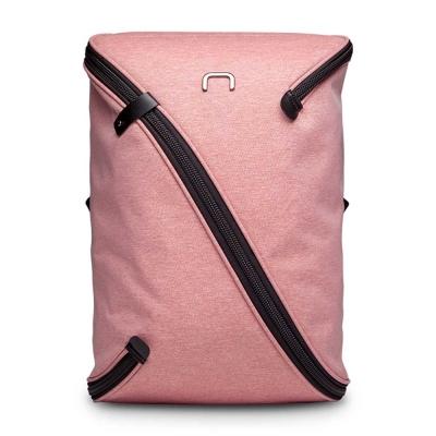 美國NIID-UNOII 全球首創一體成型收納後背包-20L 玫瑰粉(總代理公司貨)