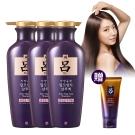RYO呂 人蔘滋養韌髮修護4件組(一般髮質適用) (原廠公司貨)
