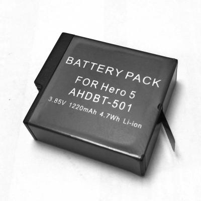 GoPro HERO5 副廠 充電電池 鋰電池 AABAT-001