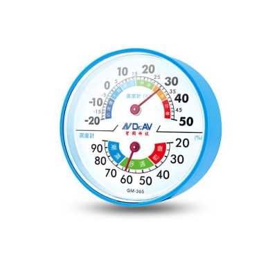 (GM-365)環境健康管理 溫濕度計