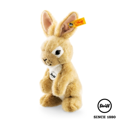STEIFF德國金耳釦泰迪熊 兔子 Meiko rabbit(動物王國)
