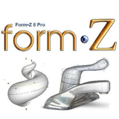 form Z 8 Pro單機版 (下載)