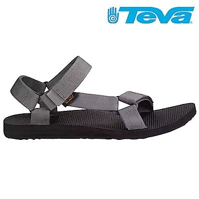TEVA Original Universal 男休閒涼鞋 設計師聯名款 深灰