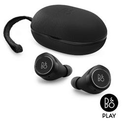 B&O PLAY E8藍牙真無線音樂耳機(尊爵黑) 真無線自由 心無限可能