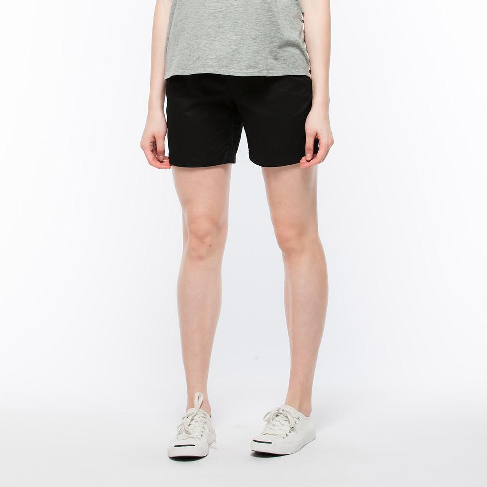 Hang Ten - 女裝 - 多彩休閒短褲 - 黑