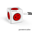 【限時下殺】PowerCube 魔術方塊 擴充插座-延長線1.5m