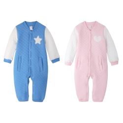 baby童衣 連身衣 休閒運動風爬服 60172