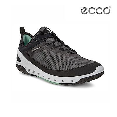 ECCO BIOM VENTURE 戶外健走運動鞋-黑