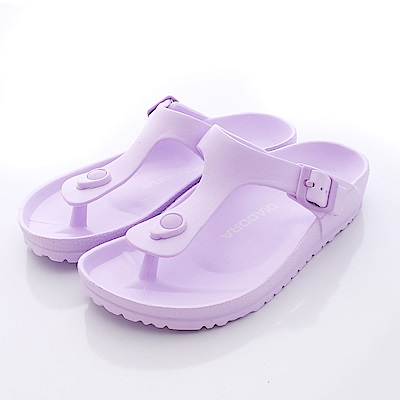 DIADORA-EVA運動拖鞋款-3527紫(女)
