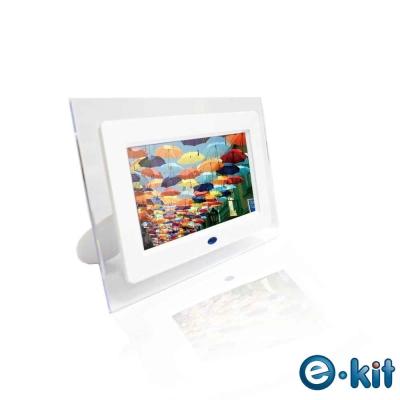 逸奇-7吋數位相框電子相冊-DF-F022