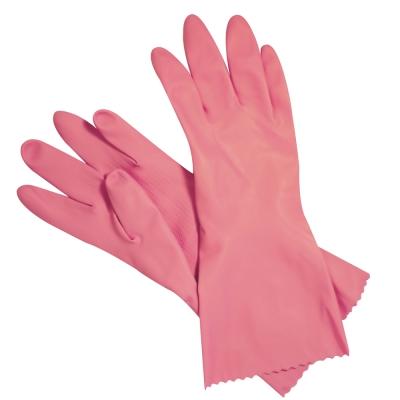 DUSKIN 家用防滑手套(粉紅色)