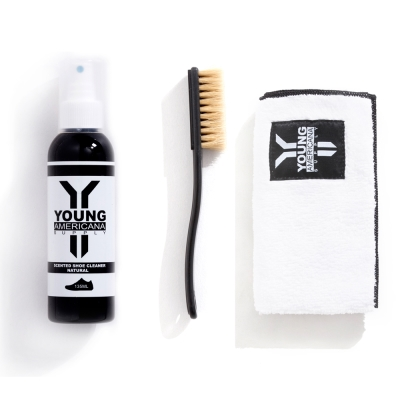Y.A.S 美鞋神器 基本組-洗鞋劑+擦拭布