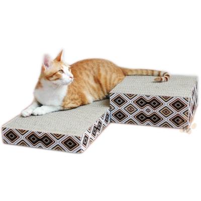 寵喵樂 百變魔術方塊 貓抓板
