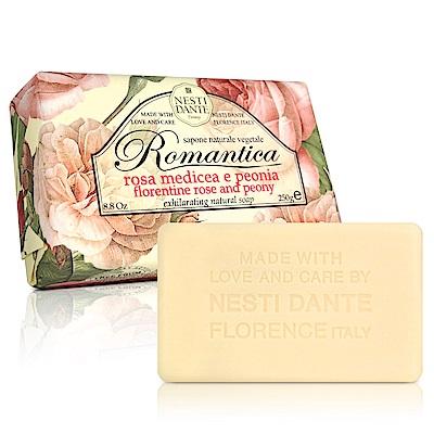 (任選)Nesti Dante 愛浪漫生活風系列-佛羅倫斯玫瑰和牡丹250g