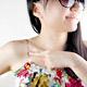 內衣透明肩帶(5對) 花漾美姬 1cm加厚磨