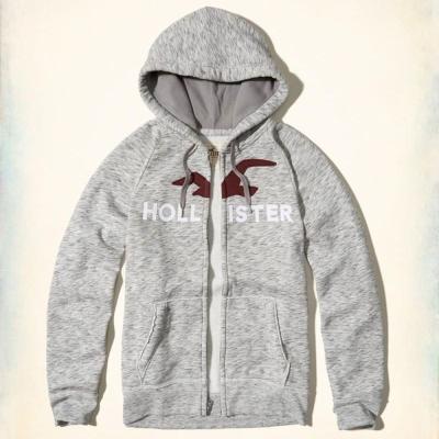 Hollister HCO 長袖 外套 灰色 0174