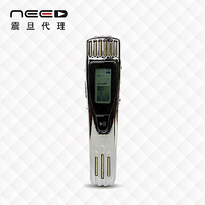 NEED尼德-專業型驗鈔錄音筆(AX650)