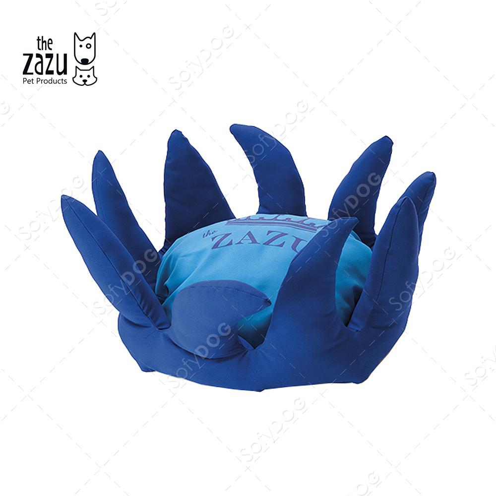 The Zazu繽紛皇冠造型睡床-藍