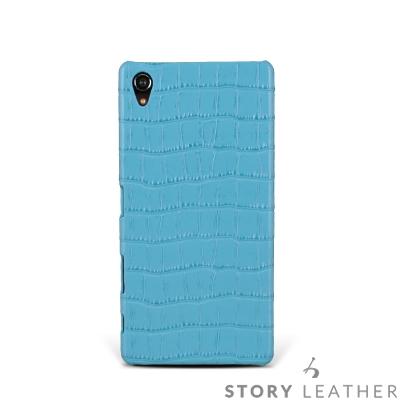 STORY皮套王 SONY Z5 Premium 後背手機殼訂做