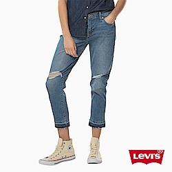 Levis 男友褲 中腰寬鬆版牛仔長