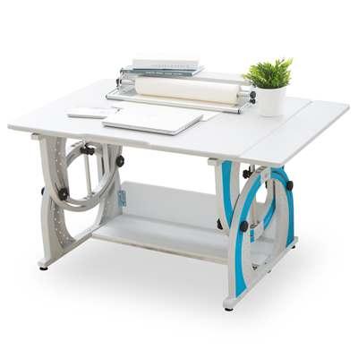 時尚屋 奧利弗兒童伸縮成長書桌可選色/免運費/台灣製