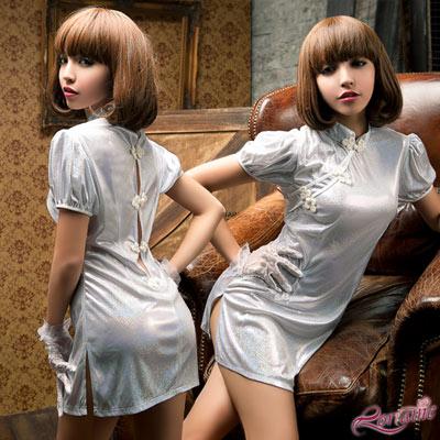Lorraine 蘊藏滋味!二件式旗袍角色扮演服