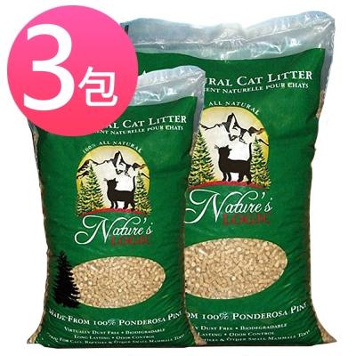 Nature sLogic自然邏輯 天然松木沙 12磅/包 (三包組)
