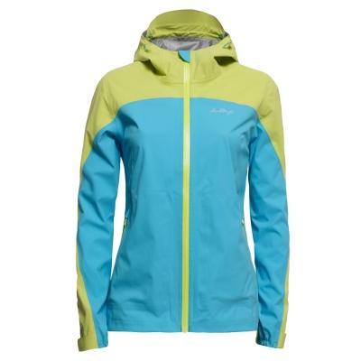 【hilltop山頂鳥】女款GT Active單件式外套H22FR4-亮粉藍/萊姆綠