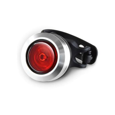 DOSUN C30 Ripple USB充電式自行車警示燈 酷銀
