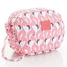 VOVAROVA空氣包-圓鼓鼓側背包-粉粉紅鶴