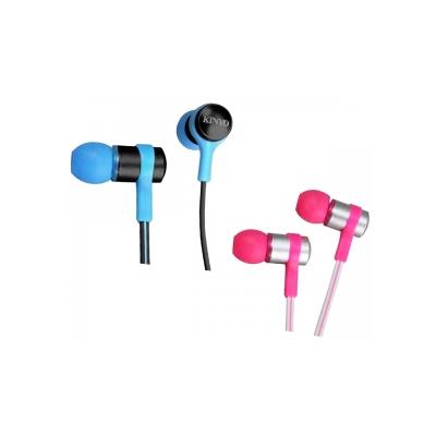 KINYO炫彩時尚耳道式耳機EMP-70