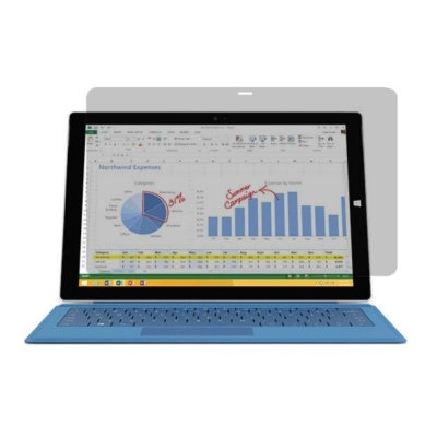 D&A Microsoft Surface Pro 3日本原膜AG螢幕保護貼(霧面防眩)