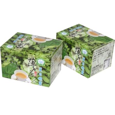 大雪山農場 夏日精靈薄荷茶包(10包x10盒)