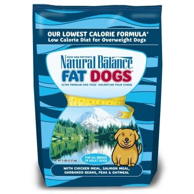 Natural Balance 成犬減重調理配方 <b>5</b>磅