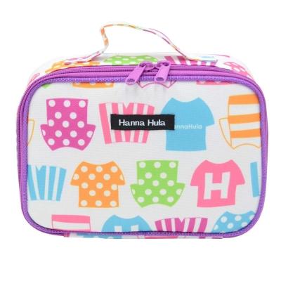 【Hanna Hula 日本】多用途隨身包-可裝尿片/化妝品/衣物(小衣褲)