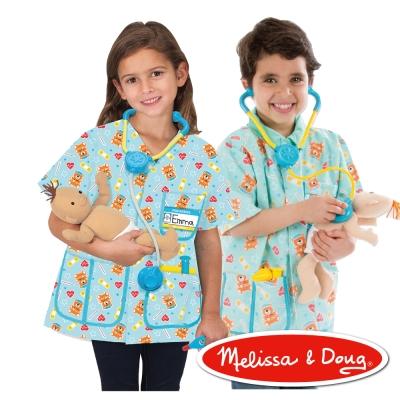 美國瑪莉莎 Melissa & Doug 角色扮演 - 兒科護士服遊戲組