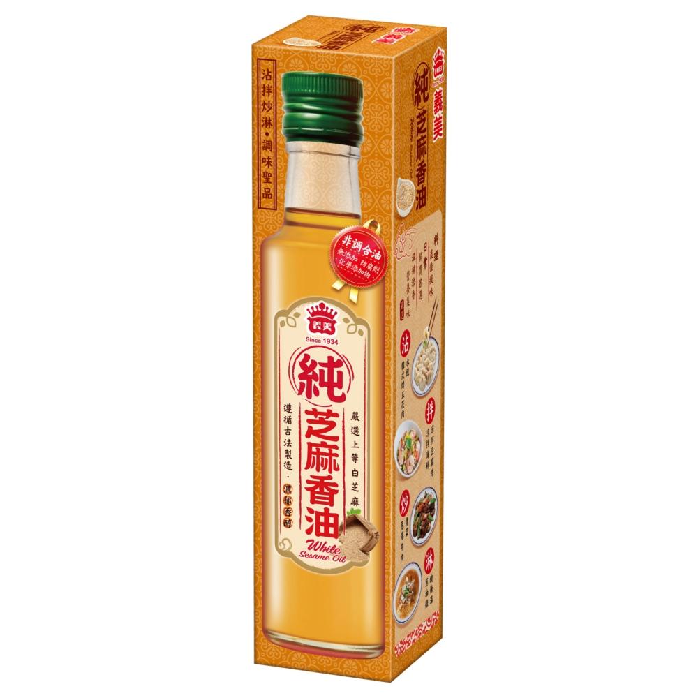 義美 100%純芝麻香油(250ml)