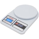 圓型3kg家用液晶背光版電子料理秤