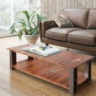 ALMI - PROFILE-COFFEE TABLE工業風咖啡桌(寬120CM)-免裝