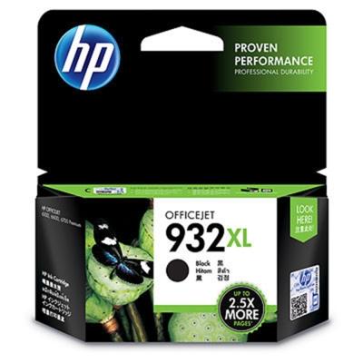 HP CN053AA #932XL黑色原廠墨水匣