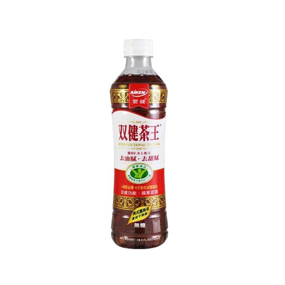 愛健 雙健茶王(540mlx4入)
