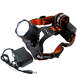SPARK 28W亮度白光/藍光變焦充電式頭燈 H001