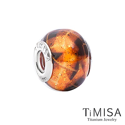 TiMISA 木星(11mm)純鈦琉璃 墜飾串珠