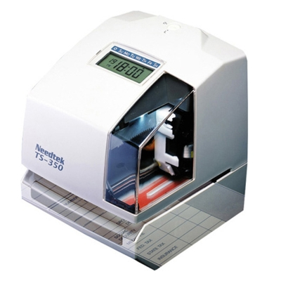 優利達Needtek TS-350 多功能印時鐘