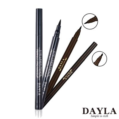 DAYLA 魅眼造型防水眼線筆+超好畫持久液態眉線筆