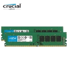 Micron Crucial D4 2666/32G (16G*2)雙通道RAM(原生顆粒