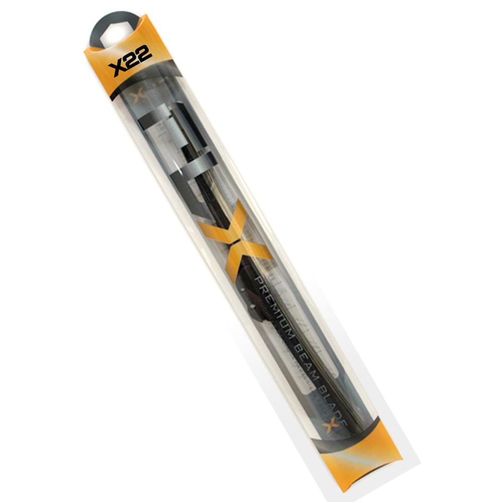 美國FLX軟骨雨刷-22吋(單支)