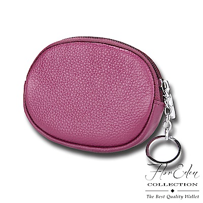 DF Flor Eden皮夾 - 質感牛皮款隨身零錢包小包-共3色